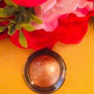 Pat McGrath Copper pigment eyeshadow